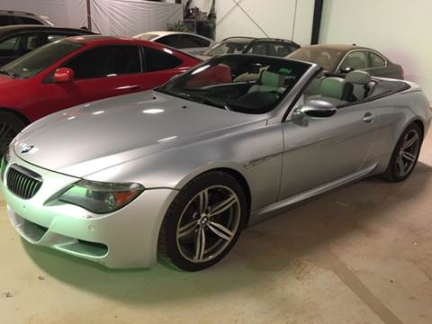 2007 BMW M6 for sale at MULTI GROUP AUTOMOTIVE in Doraville GA