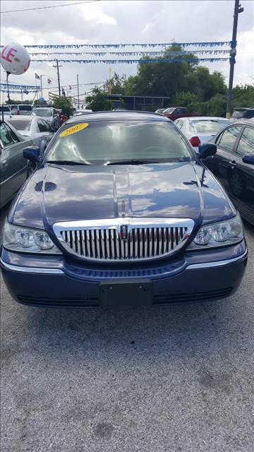 2007 Lincoln Town Car for sale in Killeen, TX
