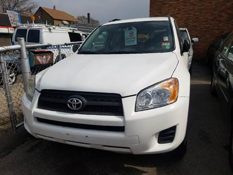 2011 Toyota RAV4 for sale at The Bengal Auto Sales LLC in Hamtramck MI