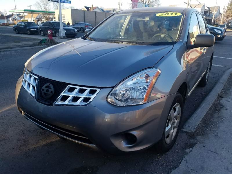 2011 Nissan Rogue for sale at The Bengal Auto Sales LLC in Hamtramck MI