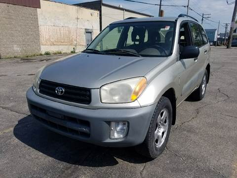 2001 Toyota RAV4 for sale at The Bengal Auto Sales LLC in Hamtramck MI