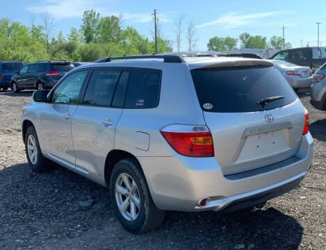 2010 Toyota Highlander for sale at The Bengal Auto Sales LLC in Hamtramck MI