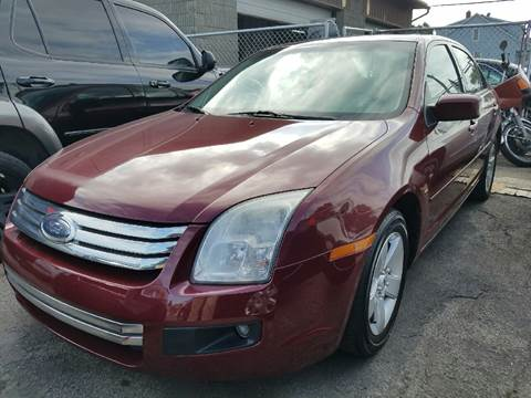 2006 Ford Fusion for sale in Hamtramck, MI