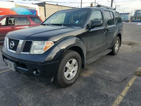 2006 Nissan Pathfinder for sale in Hamtramck, MI