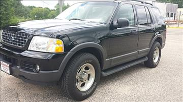2003 Ford Explorer for sale in New London, WI