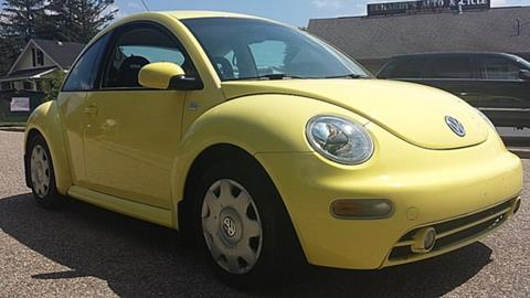 2001 Volkswagen New Beetle for sale in New London, WI
