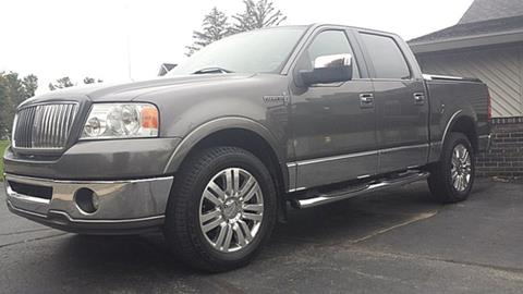 2006 Lincoln Mark LT for sale in New London, WI