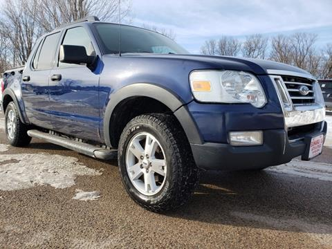 2007 Ford Explorer Sport Trac >> 2007 Ford Explorer Sport Trac For Sale In New London Wi