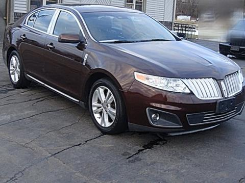 2009 Lincoln MKS for sale in New London, WI
