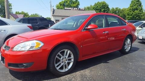 2009 Chevrolet Impala for sale in New London, WI