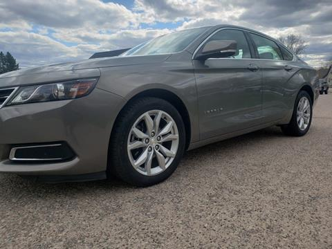 2017 Chevrolet Impala for sale in New London, WI