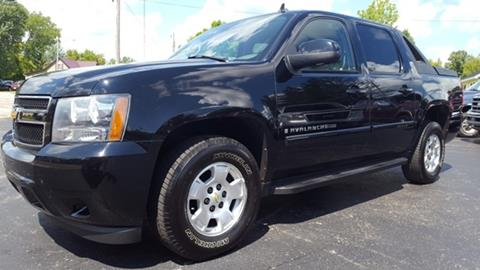 2007 Chevrolet Avalanche for sale in New London, WI
