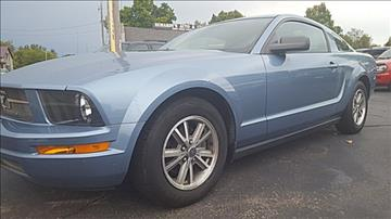 2005 Ford Mustang for sale in New London, WI