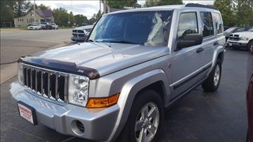 2006 Jeep Commander for sale in New London, WI