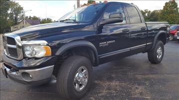 2005 Dodge Ram Pickup 2500 for sale in New London, WI