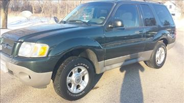 2003 Ford Explorer Sport for sale in New London, WI