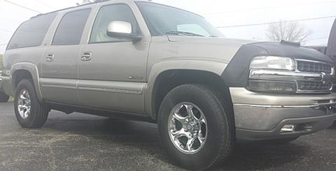 2000 Chevrolet Suburban for sale in New London, WI