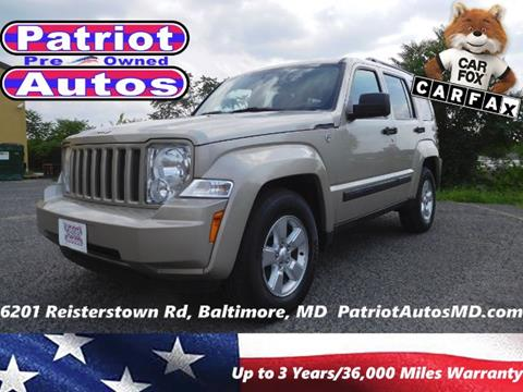 2011 Jeep Liberty for sale in Baltimore, MD
