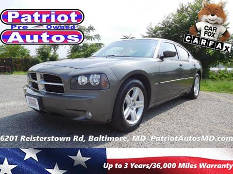 2009 Dodge Charger for sale in Baltimore MD