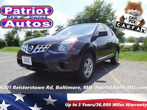 2014 Nissan Rogue Select for sale in Baltimore, MD