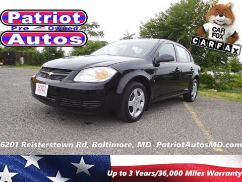 2008 Chevrolet Cobalt for sale in Baltimore, MD