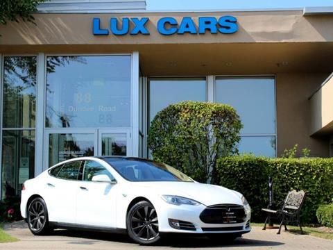 2014 Tesla Model S for sale in Buffalo Grove, IL