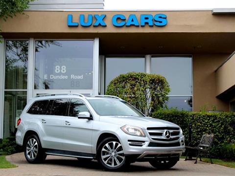 2013 Mercedes-Benz GL-Class for sale in Buffalo Grove, IL