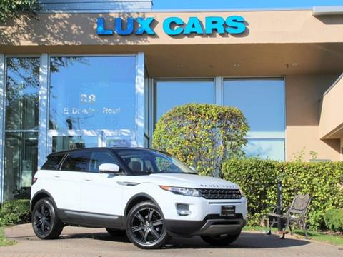 2013 Land Rover Range Rover Evoque for sale in Buffalo Grove, IL