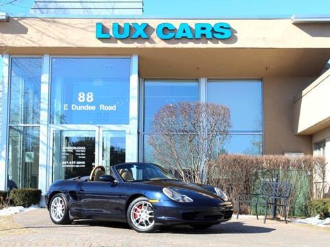2003 Porsche Boxster for sale in Buffalo Grove, IL