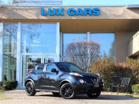 Arlington Heights Nissan >> 2013 Nissan Juke For Sale In Buffalo Grove Il