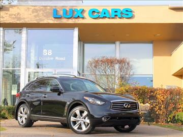 2013 Infiniti FX50 for sale in Buffalo Grove, IL