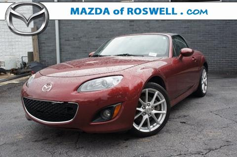 2010 Mazda MX-5 Miata for sale in Roswell, GA