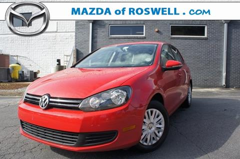 2010 Volkswagen Golf for sale in Roswell, GA