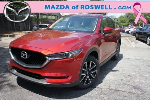 2017 Mazda CX-5 for sale in Roswell, GA