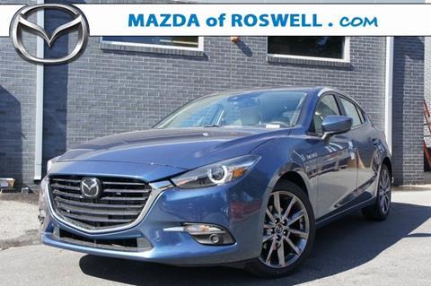 2018 Mazda MAZDA3 for sale in Roswell, GA