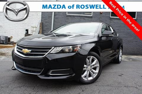 2017 Chevrolet Impala for sale in Roswell, GA