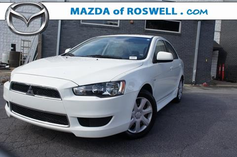 2012 Mitsubishi Lancer for sale in Roswell, GA