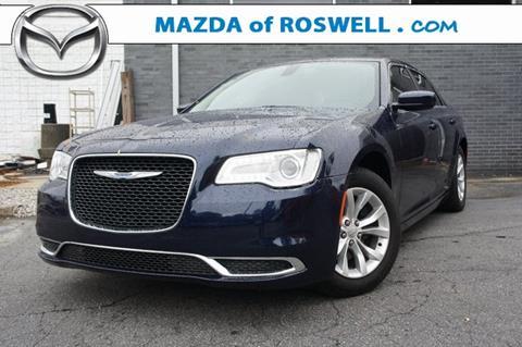 2015 Chrysler 300 for sale in Roswell, GA