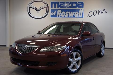 2005 Mazda MAZDA6 for sale in Roswell, GA