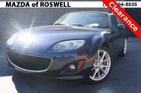 2012 Mazda MX-5 Miata for sale in Roswell, GA
