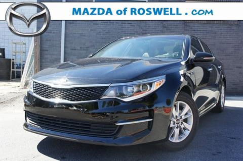 2016 Kia Optima for sale in Roswell, GA