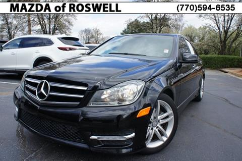 Mercedes benz for sale in roswell ga for Mercedes benz roswell