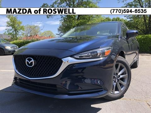 2018 Mazda MAZDA6 for sale in Roswell, GA