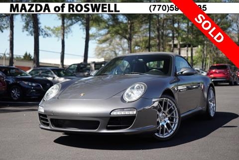 2009 Porsche 911 for sale in Roswell, GA