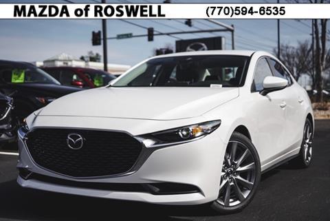 2019 Mazda Mazda3 Sedan for sale in Roswell, GA