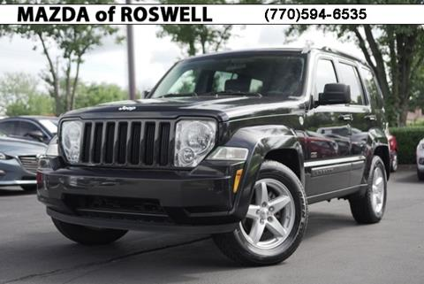 2009 Jeep Liberty for sale in Roswell, GA
