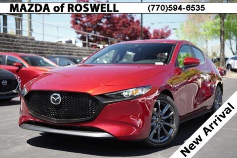 2019 Mazda Mazda3 Hatchback for sale in Roswell, GA
