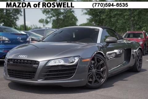 2011 Audi R8 For Sale In Roswell Ga