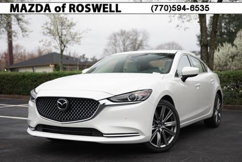 2019 Mazda MAZDA6 for sale in Roswell, GA
