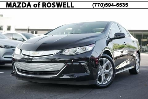 Used Chevy Volt For Sale >> 2017 Chevrolet Volt For Sale In Roswell Ga